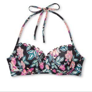Shade & Shore Swim - 🆕😍 Floral Ruffle cheeky & ruffle swim top set